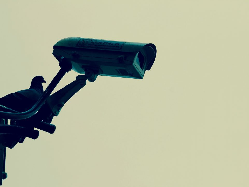 Kameraüberwachung vs. Freiheit
